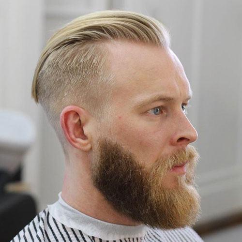 full goatee beard for male 2021