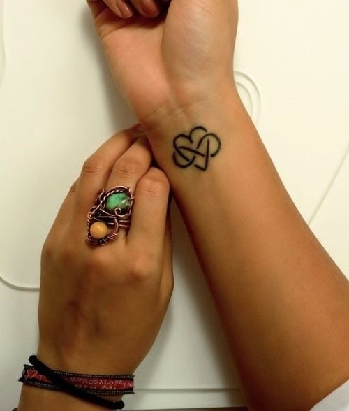 flower mandala tattoo designs for ladies on wrist