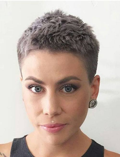 short girl pixie hairstyles images
