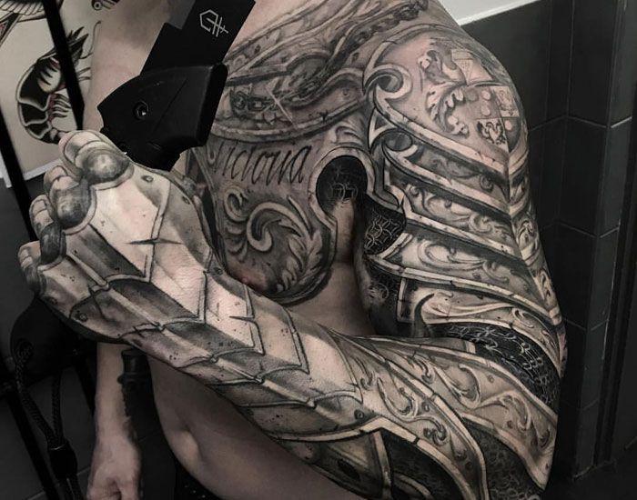 best tattoo full sleeve