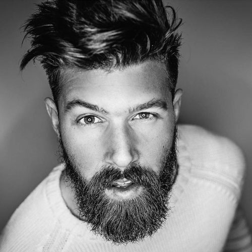good looking beards stylish  look images