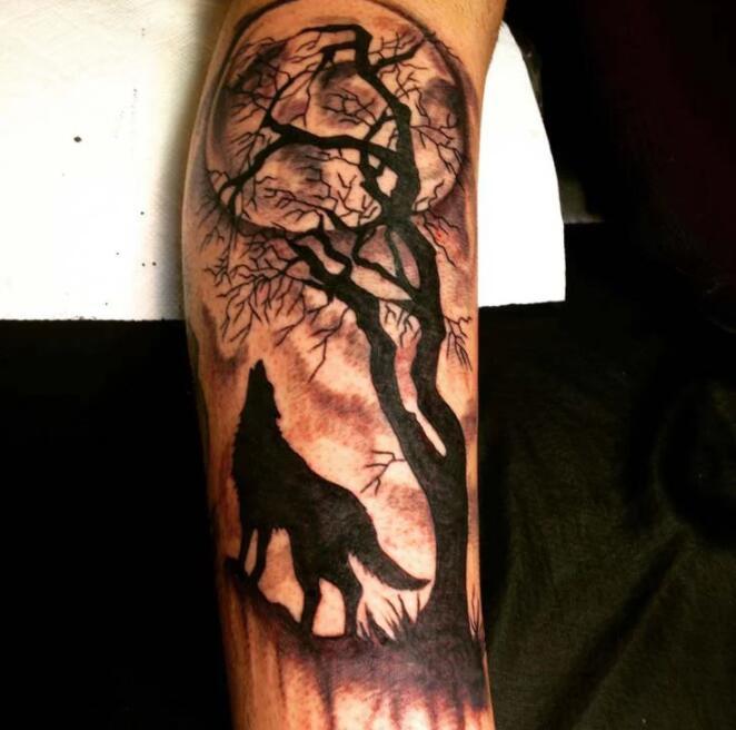 walf mens full sleeve tattoo ideas on arm  images