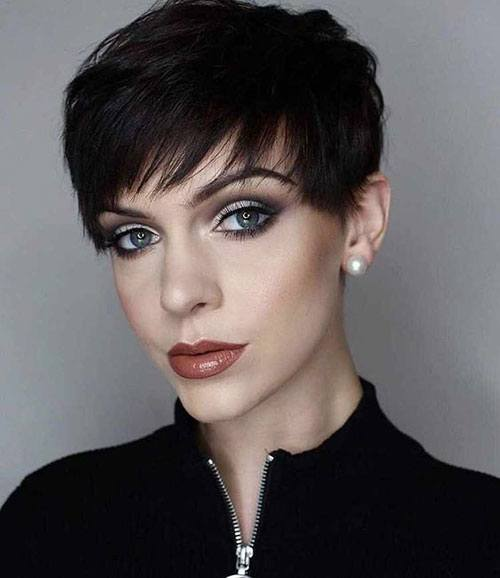getting a pixie short  cut for the first time