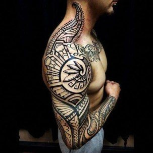 tattoo for man on arm