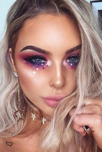 makeup ideas for new years