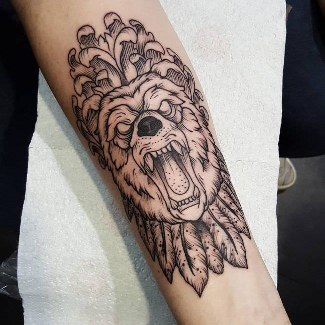 forearm tattoos for men