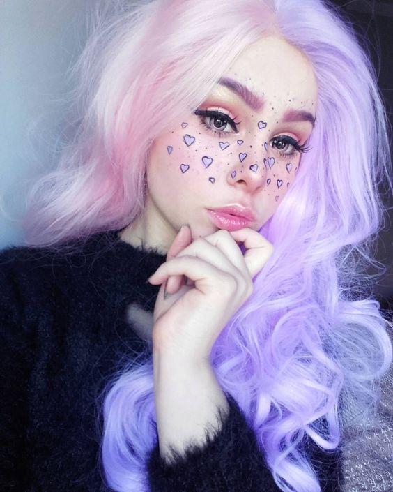 trend pink makeup eyes ideas for ladies  2021