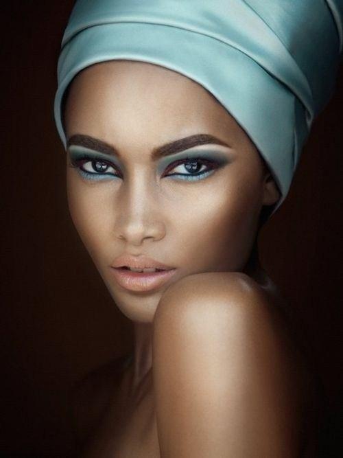 best easy smokey eye for blue eyes