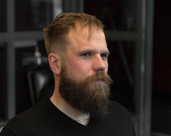 full beard styles for men are changing