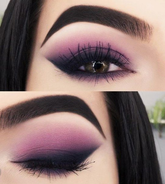 PINK EYESHADOW MAKEUP