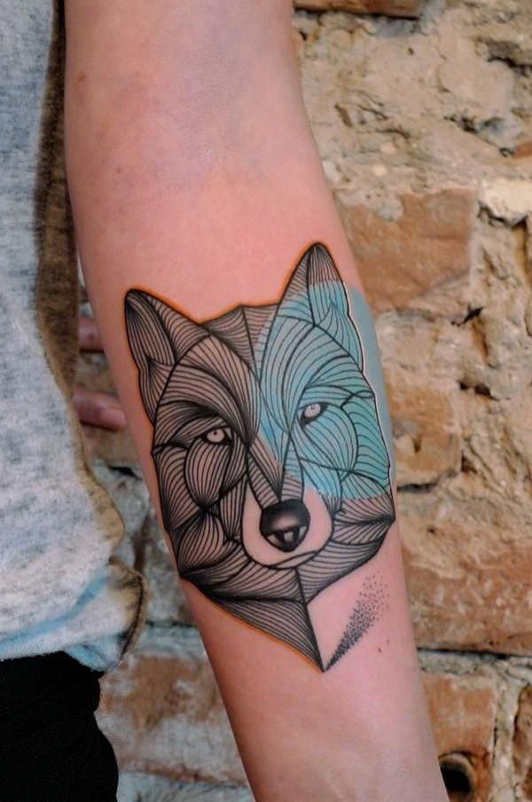 walf unique forearm tattoos