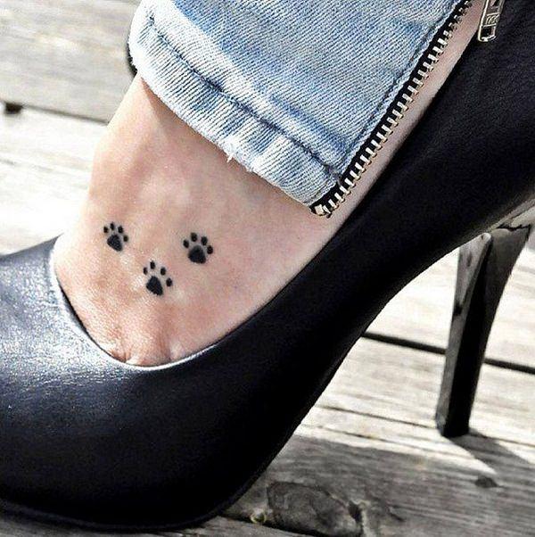 wrist tattoo ideas for ladies on foot