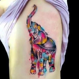 SIDE TATTOOS IDEAS FOR WOMEN ANG GIRLS
