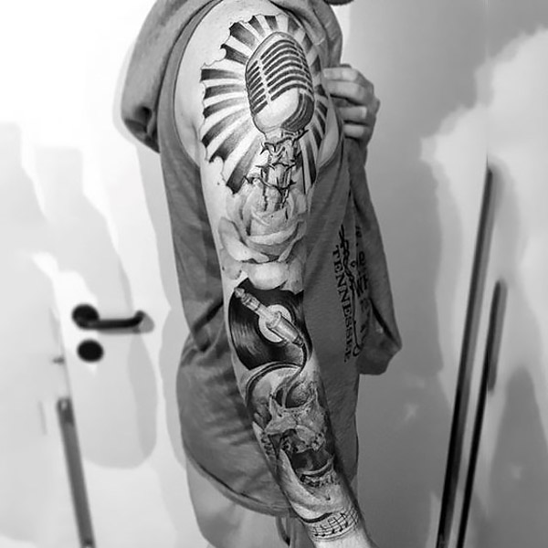 ideas for full sleeve tattoos