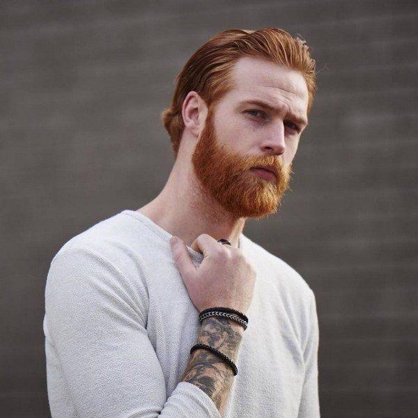 top men's facial hair 2021