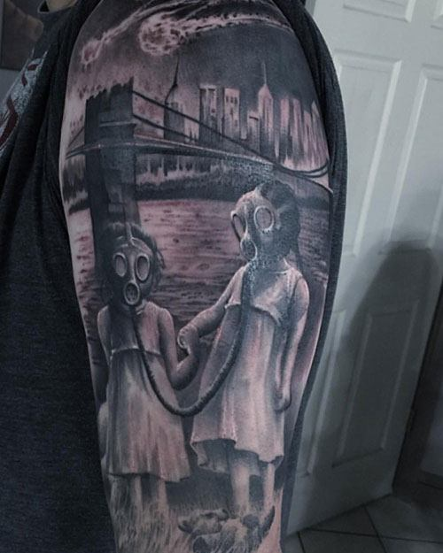 lower arm tattoos designs