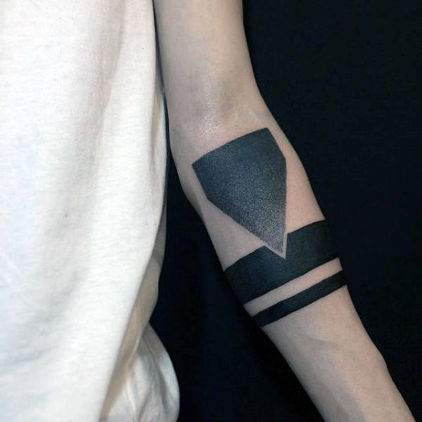 armband tattoo designs upper arm