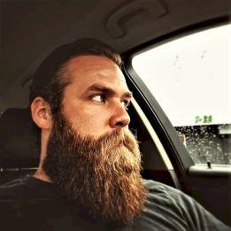 men's full beard and hair inspiration looks