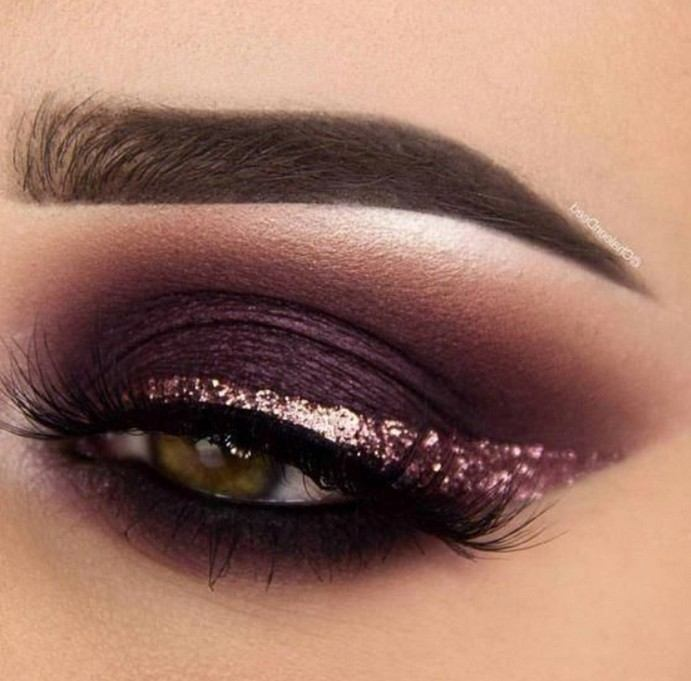 eye makeup pink eyeshadow