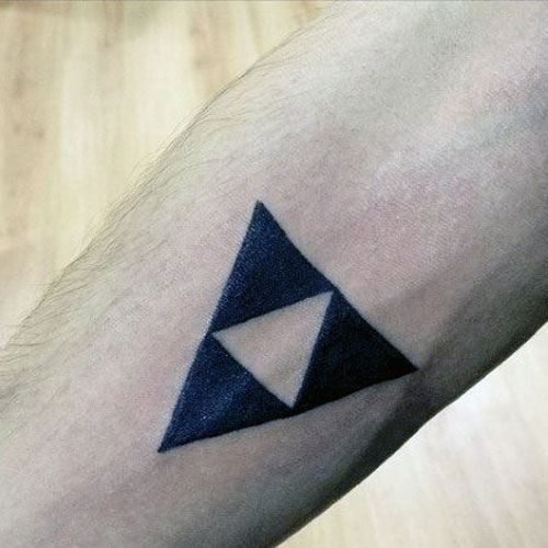 small colorful tattoos designs