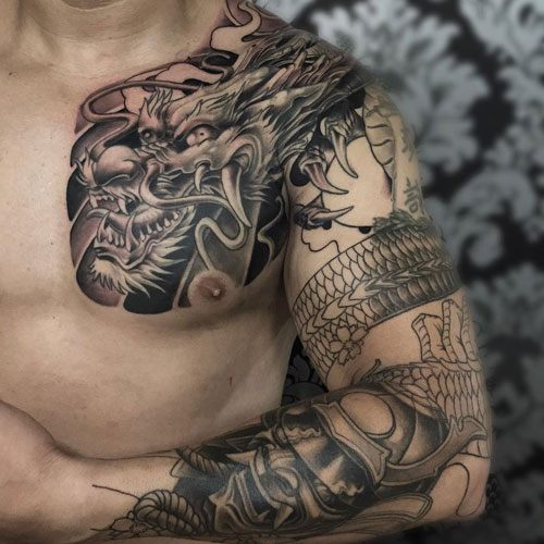 Explore cool big cat ink ideas