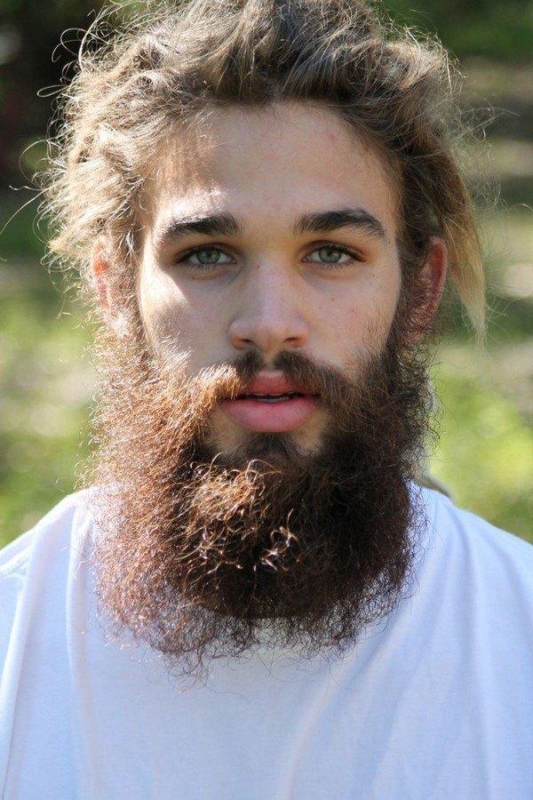 full face beard for men's in 2021