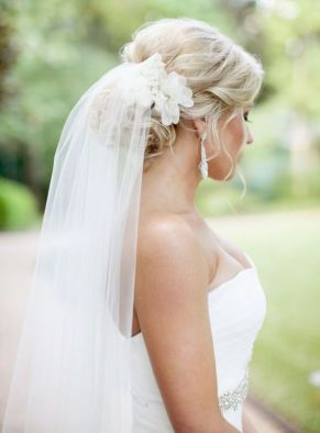 bridal updos for long hair images