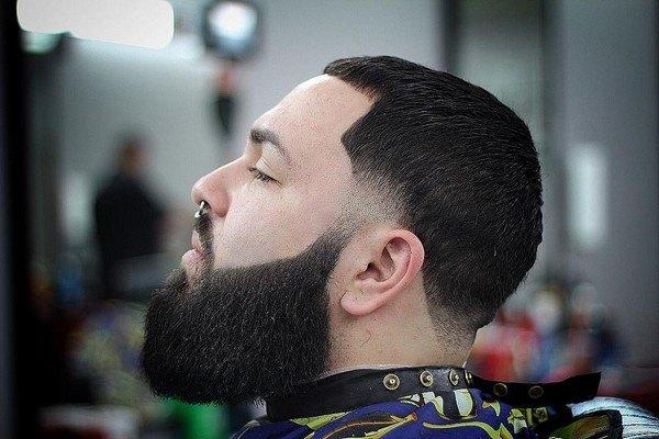 classic full beard design images