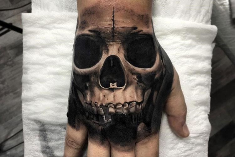 Unique Hand Tattoo Ideas For Guys