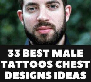 33 BEST MALE TATTOOS CHEST DESIGNS Patterns