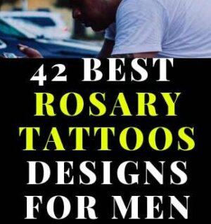 ROSARY TATTOOS DESIGNS