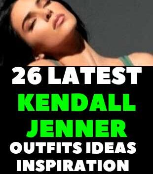 26 LATEST KENDALL JENNER OUTFITS IDEAS  INSPIRATION