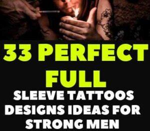 PERFECT FULL SLEEVE TATTOOS DESIGNS
