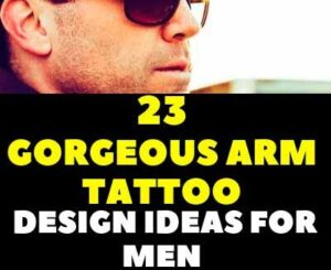 ARM TATTOO Trends FOR MEN