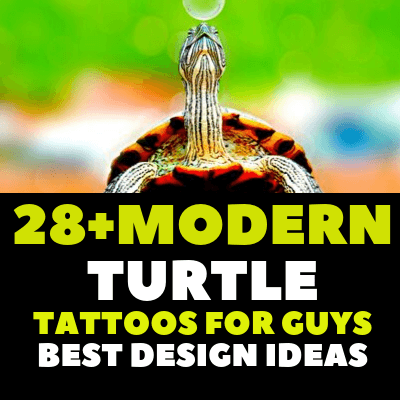 TURTLE TATTOOS FOR GUYS