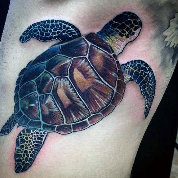 turtle tattoo cover up on arm images