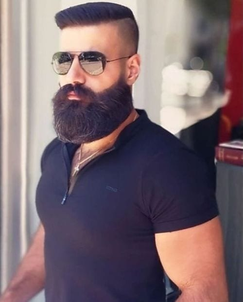 haircuts for long beards ideas images