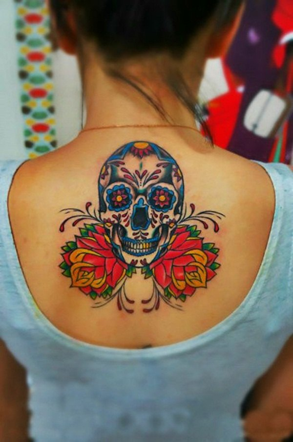 UNIQUE MEXICAN TATTOOS FOR FEMALES