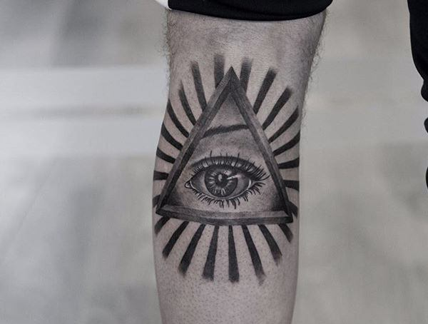 meaningful tattoos for men on legs images