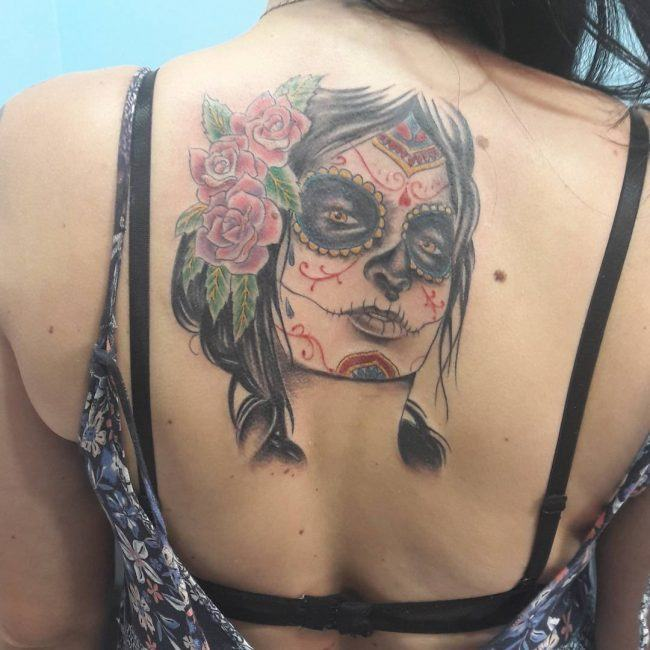 mexican culture tattoos