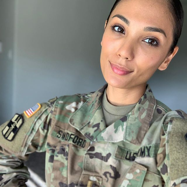Women Soldiers body