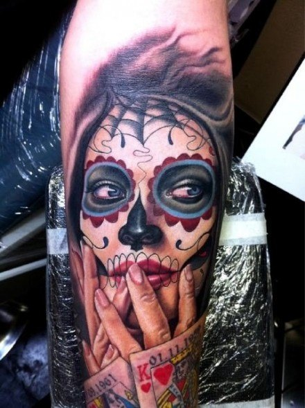 small mexican tattoos for females arm images