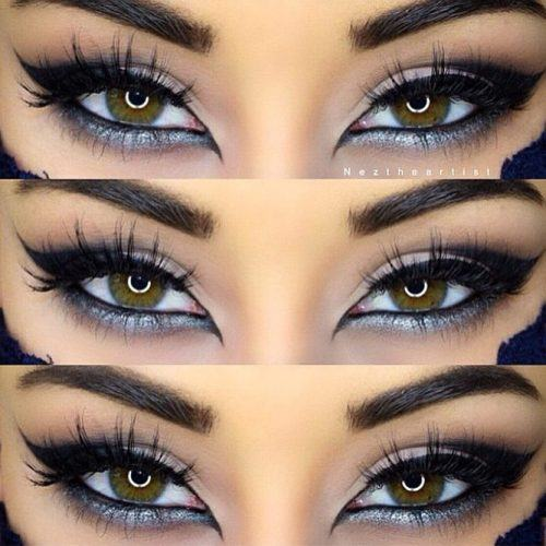 difference between cat eye and winged eyeliner