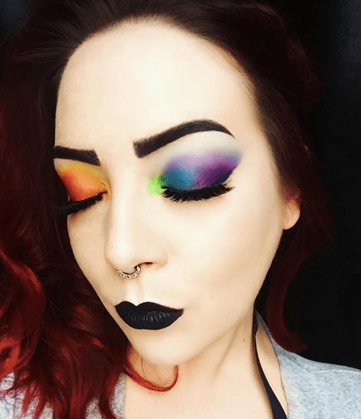 urban decay rainbow palette