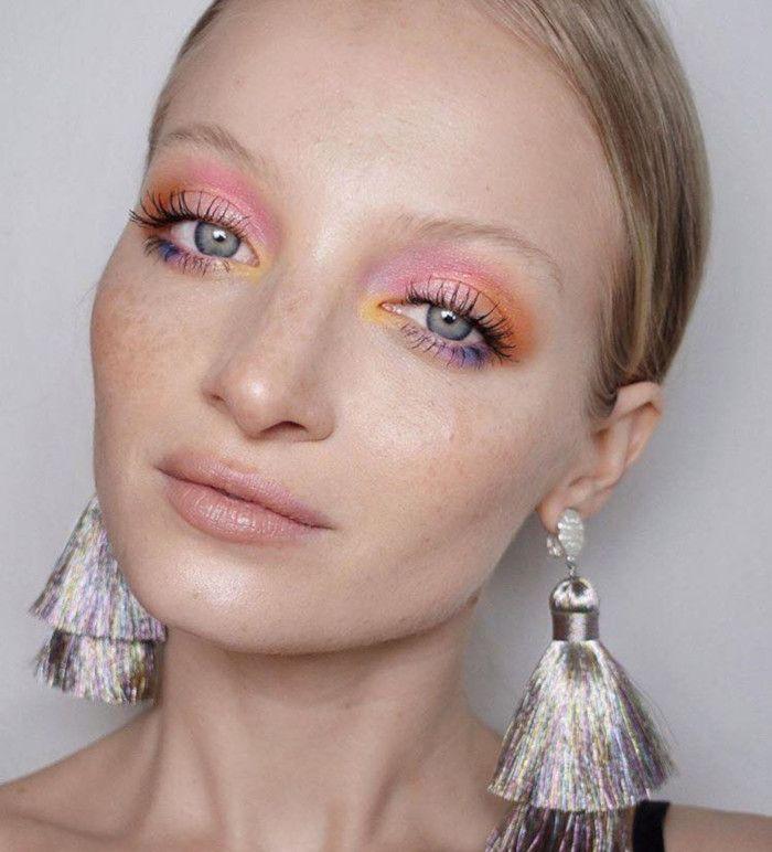 best rainbow eyeshadow palette