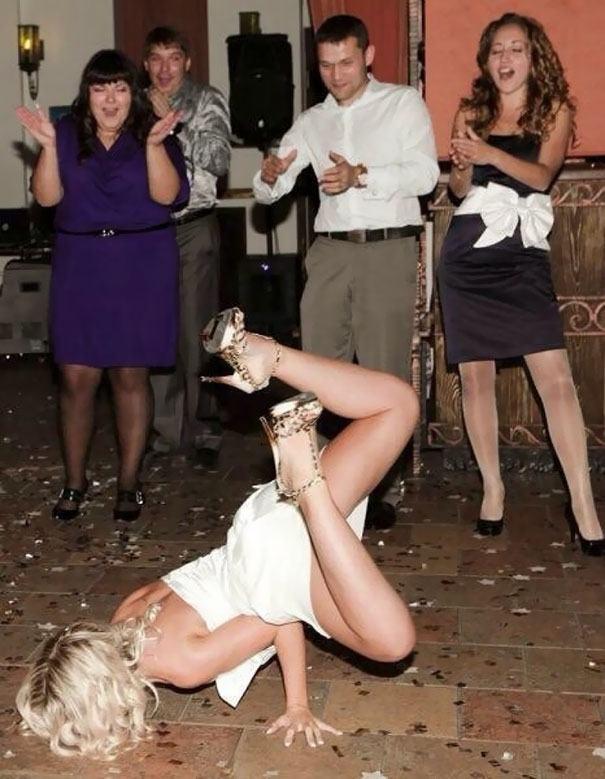 weird russian wedding