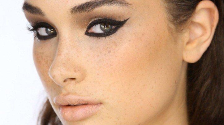 cool simple cat eye makeup images