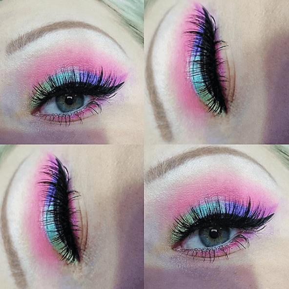 colourpop rainbow palette pictures