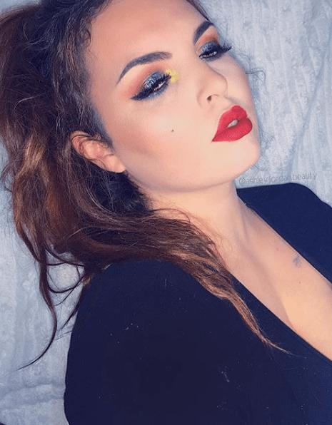 eyeshadow multicolor