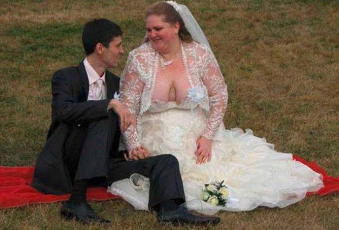 your wedding pictures to be a little different
